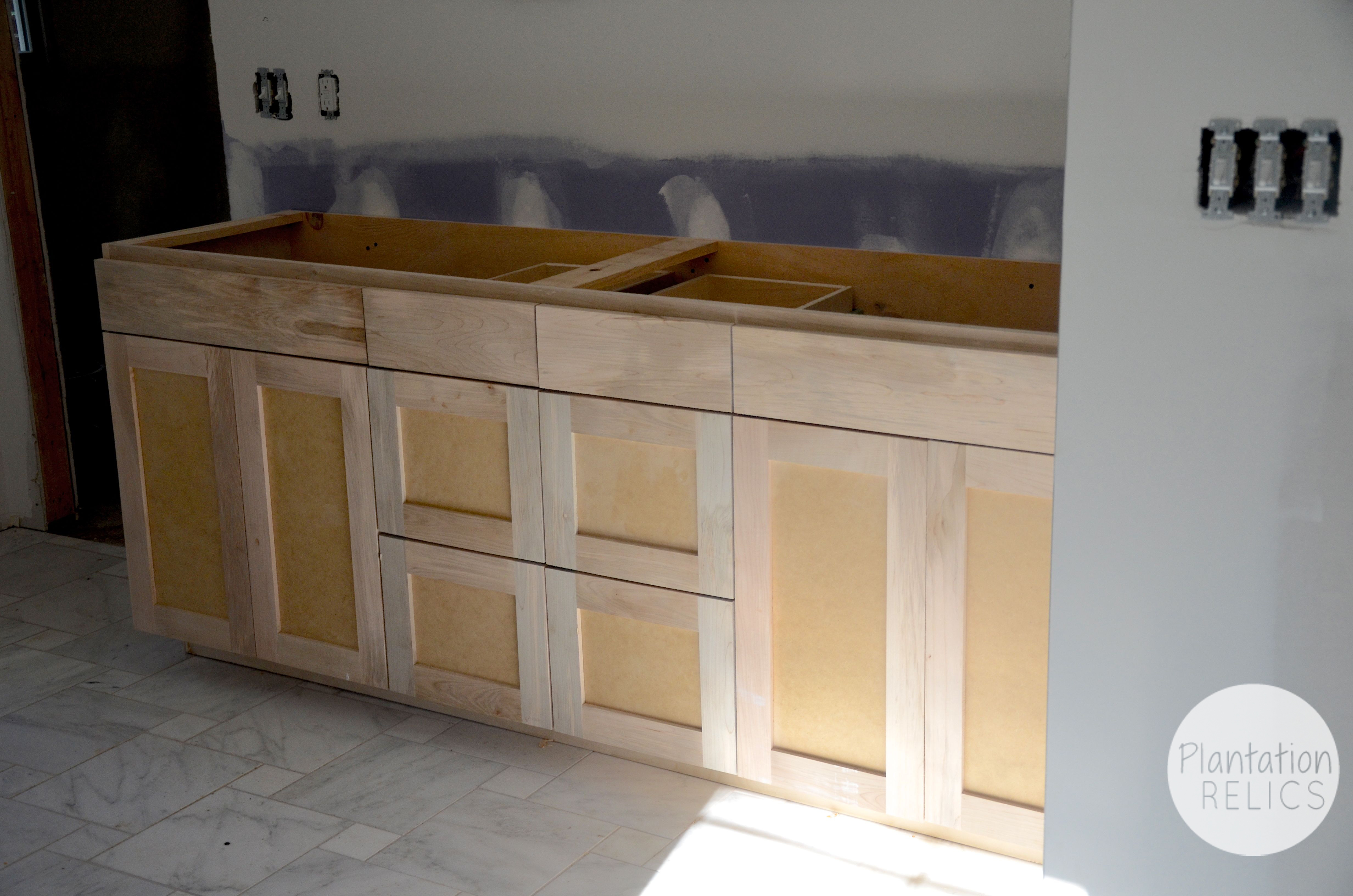 Wonderful image of Unfinished Cabinets. unfinished ash cabinets img cabinet ash wood  with #8D6A3E color and 4928x3264 pixels