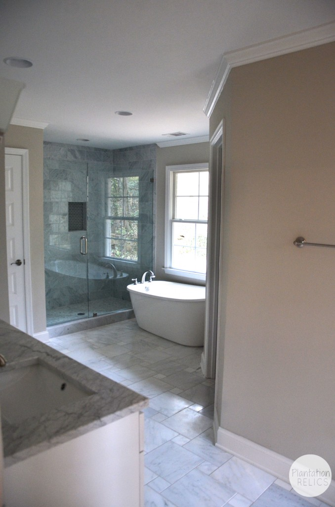 Master Bathroom After Flip House 1 Plantation Relics
