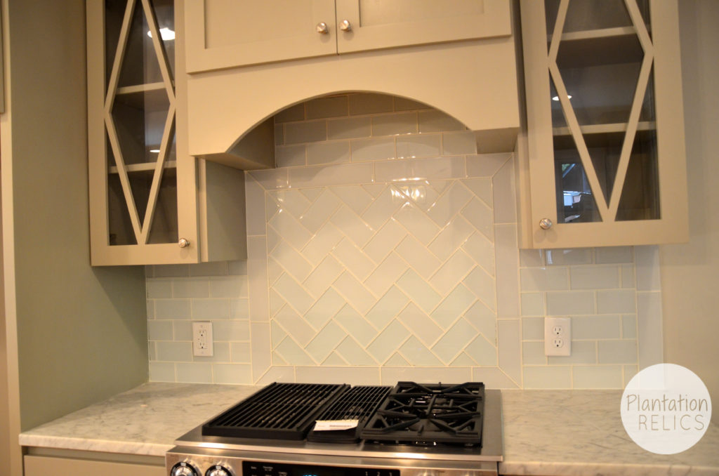 Kitchen After backsplash flip