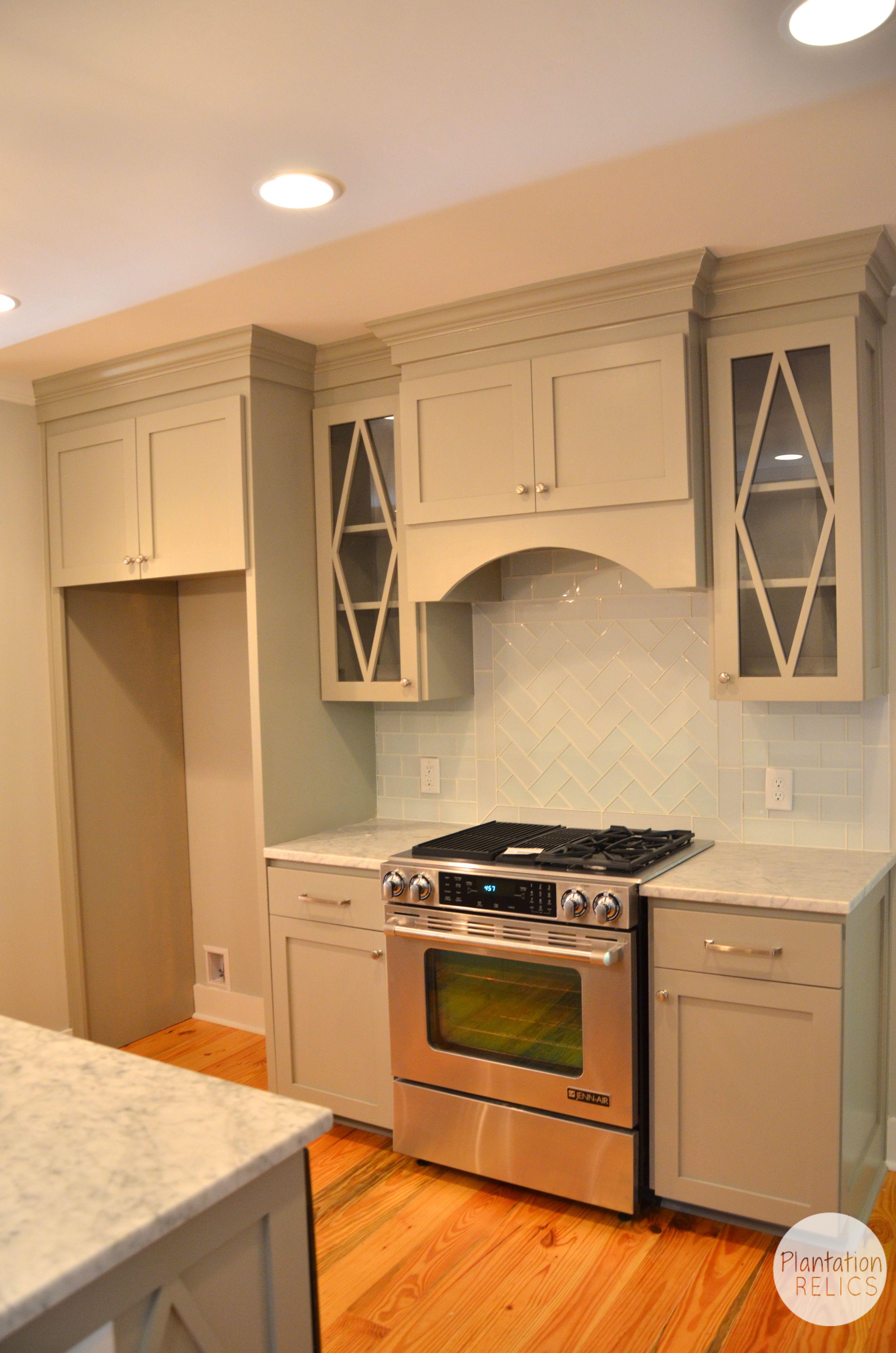 What Is A Kitchen: Brick Cottage AFTER- Kitchen